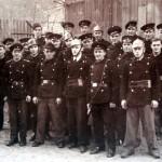 Die Feuerwehr um 1950