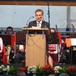 Bürgermeister Robert Christensen